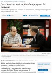 Toronto Star Profiles TDCNet IT Support Team